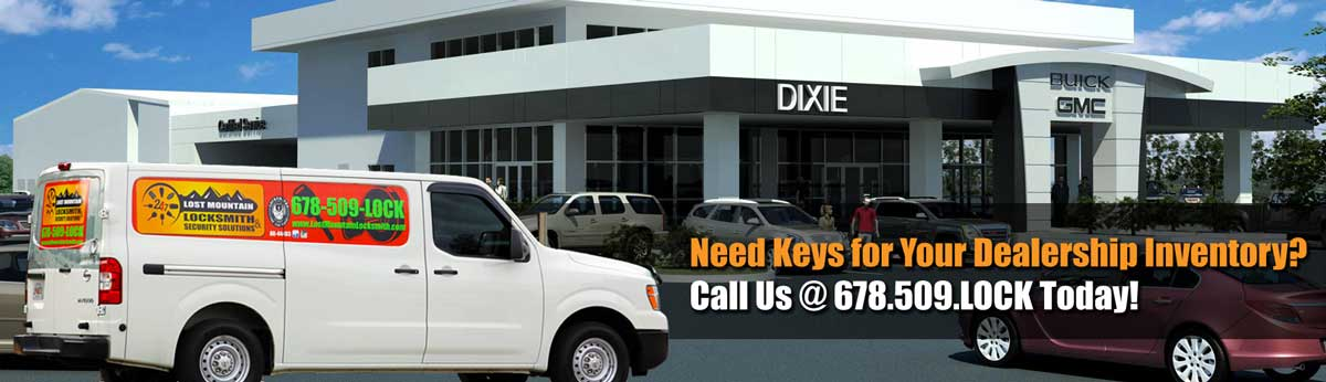 Lost-Moutain-Locksmith-Keys-For-Dealership-Atlanta